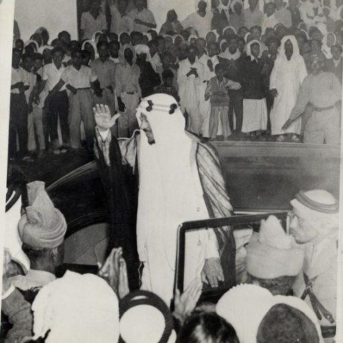تاريخ الملك سعود طيب الله ثراه